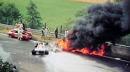 ΘΕΜΑ: Νίκι Λάουντα... ο πιλότος που νίκησε τον θάνατο