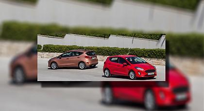 Νέο Ford Fiesta με 8 Χρόνια Εργοστασιακή Εγγύηση & Ακόμα πιο Ανταγωνιστικά Χρηματοδοτικά Προγράμματα