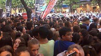 Πανικός για τους Survivors σε γνωστό κατάστημα της Θεσσαλονίκης - Έκλεισε η Τσιμισκή