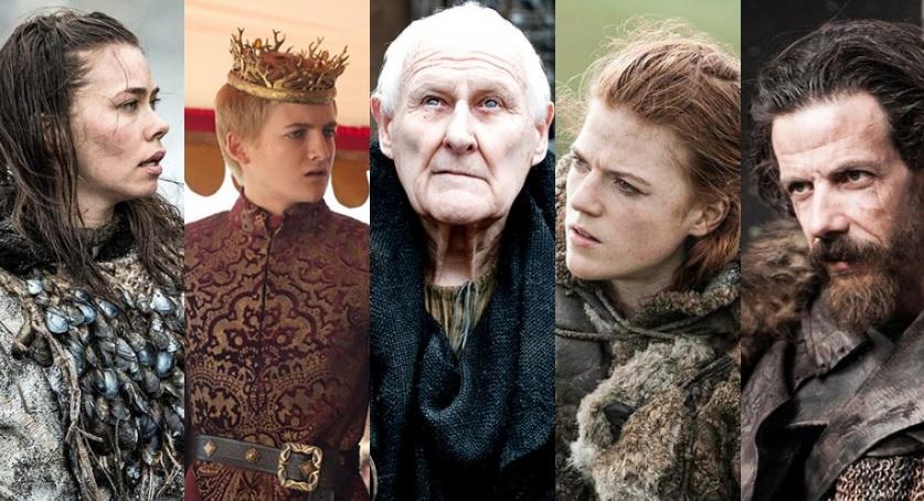 Υπερβολικά δύσκολο κουίζ: Πως πέθαναν 78 χαρακτήρες στο Game of Thrones