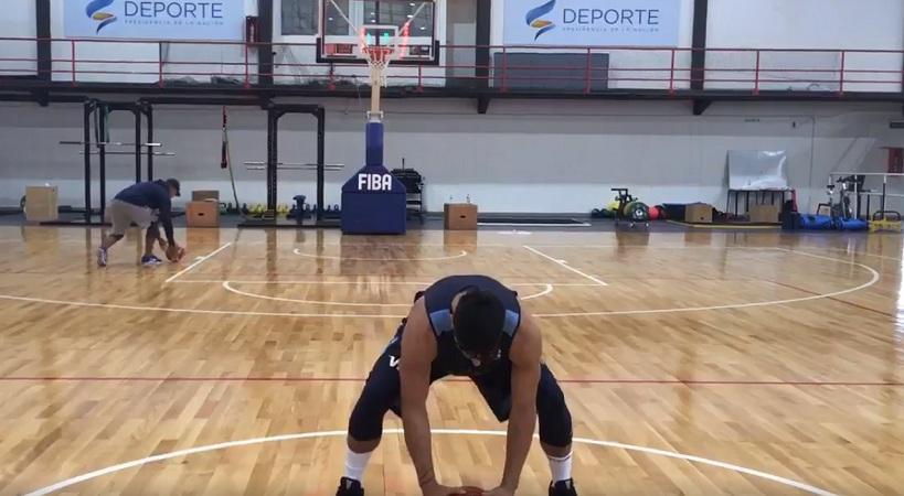 Μπάσκετ: Τι έβαλες, ρε Καμπάτσο! (video)