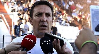 Παπαδόπουλος: «Χτίζουμε ομάδα με ποιότητα και καλούς παίκτες»