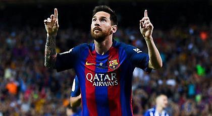 Κορυφαίος όλων των εποχών στη La Liga ο Μέσι, μόλις 17ος ο Ρονάλντο