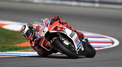 Κεραυνοί Λορένθο κατά Ducati