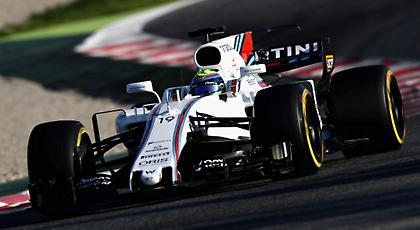 Μάσα: «Θα είμαι και το 2018 στη Formula1»