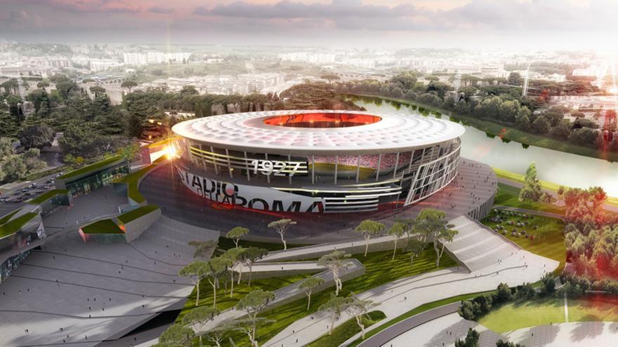 Νέο πρόβλημα για το γήπεδο της Ρόμα