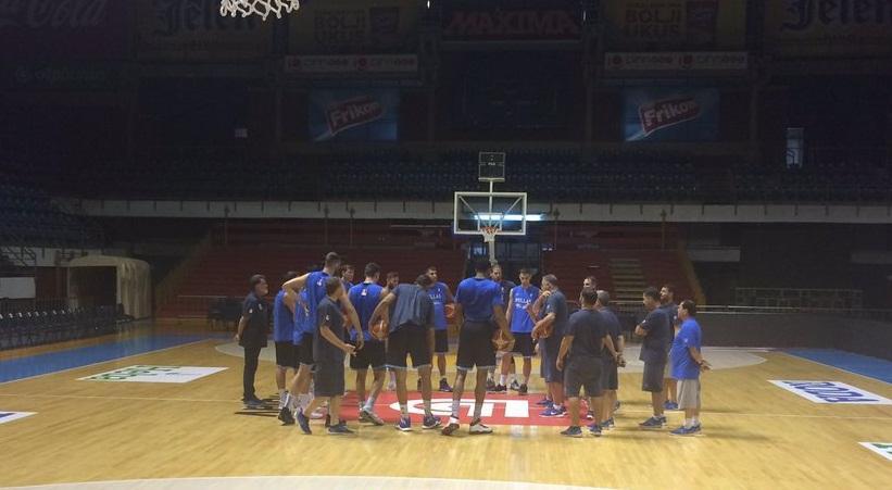 Μπάσκετ: Δυνατό τεστ για την Εθνική Ελλάδος