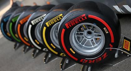 Σκέφτεται αλλαγές στα ελαστικά της F1 η Pirelli