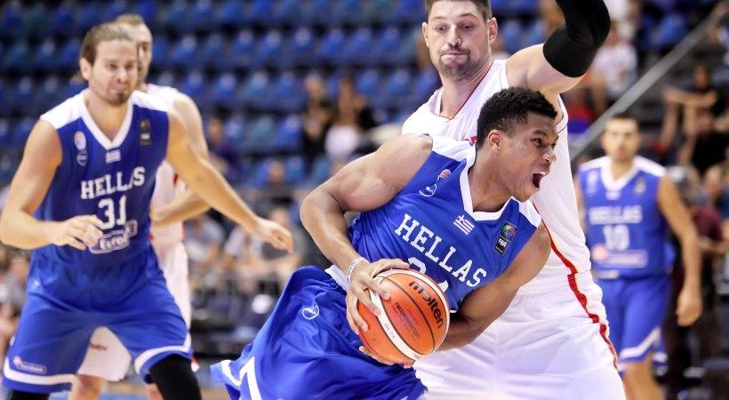 Φιλικό: Ελλάδα - Μαυροβούνιο 83-81 (video)