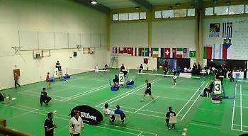 Μεγάλη συμμετοχή στο διεθνές τουρνουά μπάντμιντον της Λιβαδειάς