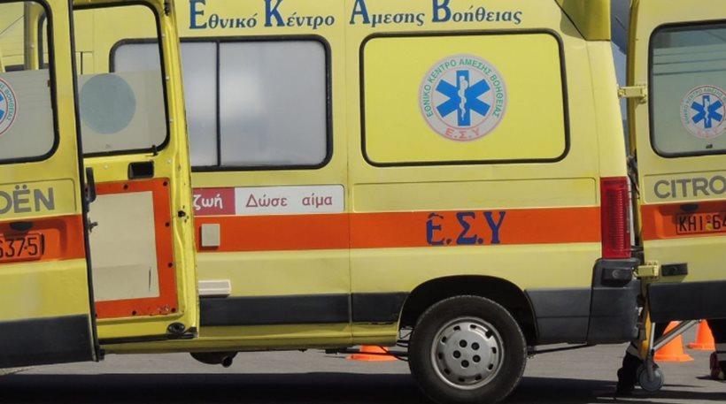 Σέρρες: 43χρονος έχασε τη ζωή του όταν καταπλακώθηκε από ζωοτροφές
