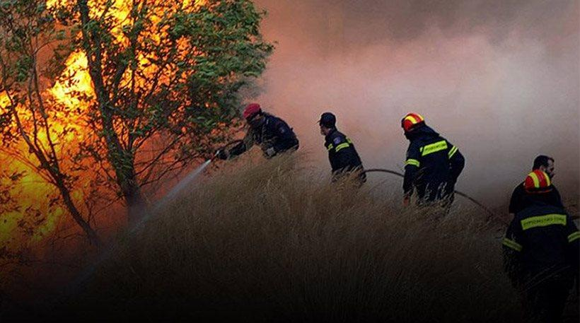 Νέα πυρκαγιά στη Ζάκυνθο - Πάνω από δέκα ενεργά μέτωπα φωτιάς στο νησί