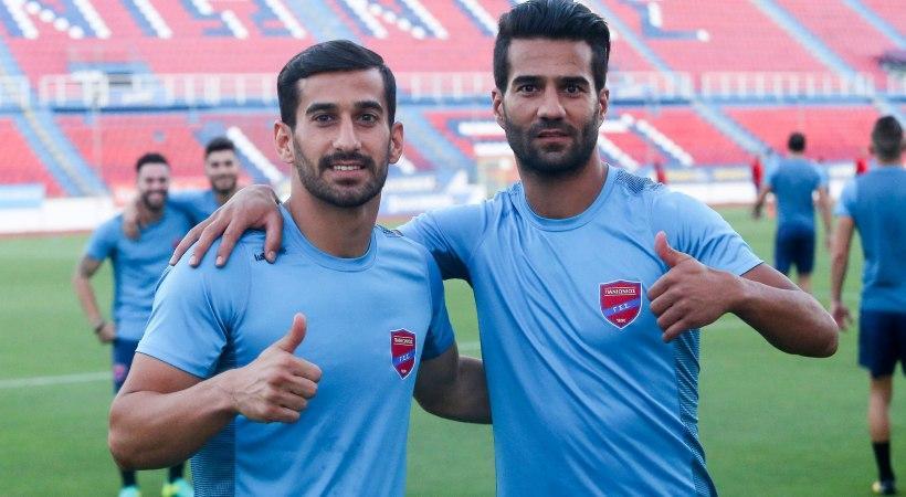 Ιράν σε FIFA: «Δεν έχουμε τιμωρήσει ακόμα τους Μασούντ και Χατζισαφί»