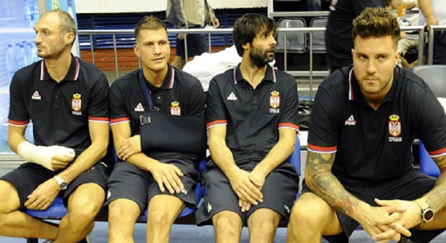 Πλήγμα στη Σερβία: Χάνει το Ευρωμπάσκετ ο Νέντοβιτς