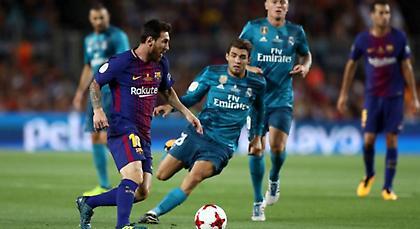 LIVE: Μπαρτσελόνα-Ρεάλ Μαδρίτης 1-3 (ΤΕΛΙΚΟ)