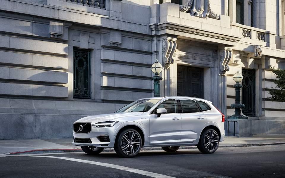 Στο υψηλότερο σκαλί του βάθρου το νέο Volvo XC60