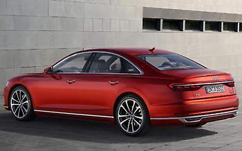 Νέο Audi A8: Γνωρίσαμε το πιο εξελιγμένο αυτοκίνητο στον κόσμο