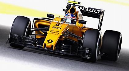 «Στο χέρι του Πάλμερ η παραμονή στη Renault»