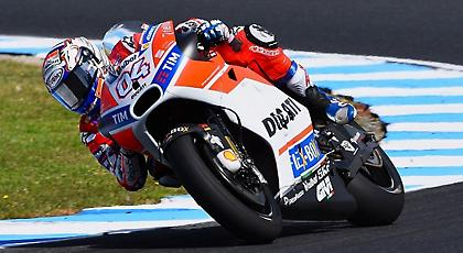 Ντοβιτσιόζο: «Πρέπει να βελτιωθεί η Ducati για να διεκδικήσει τον τίτλο»