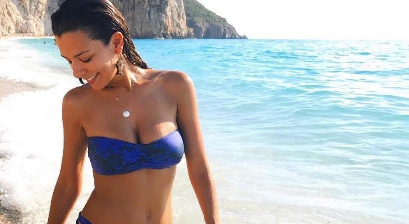 Το καλοκαίρι της Νικολέττας Ράλλη δεν πρέπει να τελειώσει ποτέ (pics)