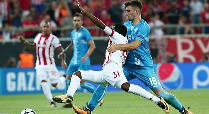 Ζούπαριτς: «Μετά το 1-1, χάσαμε την αυτοσυγκέντρωσή μας»