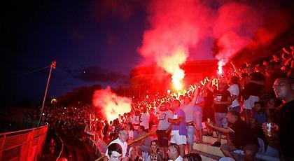«Έκαψαν» τη Ριέκα στο γκολ του Χέμπερ (pics)