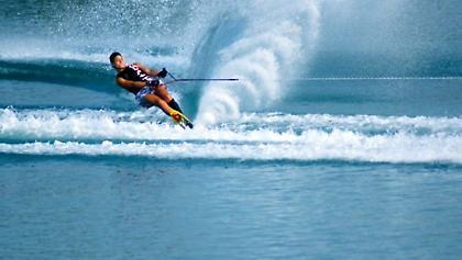 Θρίαμβος για την Εθνική ομάδα θαλάσσιου σκι