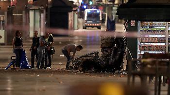 To χρονικό του τρόμου με 13 νεκρούς στην καρδιά της Βαρκελώνης