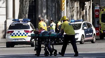 Βαρκελώνη: Έλληνες τραυματίες - Από 24 χώρες τα θύματα της επίθεσης