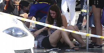 Τριήμερο πένθος στην Ισπανία μετά το τρομοκρατικό χτύπημα στη Βαρκελώνη