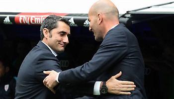 Στην αφετηρία Ζιζού και Ερνέστο για τον τίτλο της La Liga
