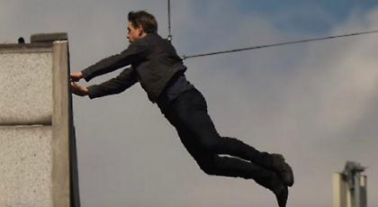 Σοβαρά τραυματισμένος ο Tom Cruise – Σταματούν τα γυρίσματα της νέας του ταινίας