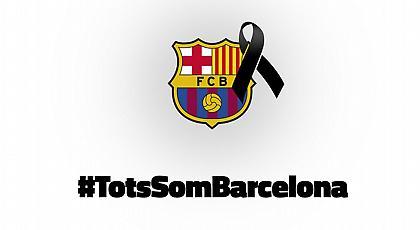 Τιμάει τη μνήμη των θυμάτων του τρομοκρατικού χτυπήματος με ειδική φανέλα η Μπαρτσελόνα (pics)