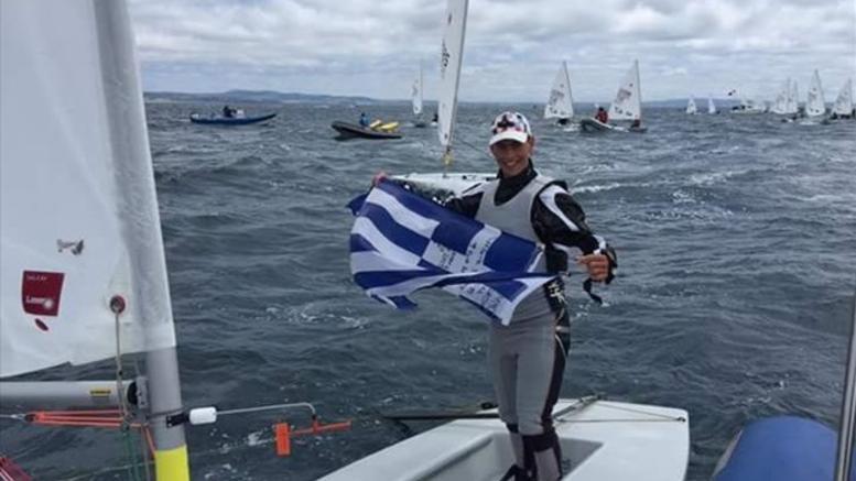 Παγκόσμιος πρωταθλητής ο Δημήτρης Παπαδημητρίου στην ιστιοπλοΐα