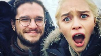 Game of Thrones: Ο «Τζον Σνόου» κάνει το δράκο και η «Νταϊνέρις» ανεβάζει το βίντεο!