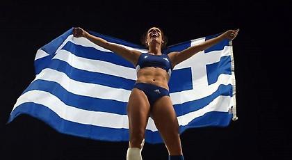 Το «ευχαριστώ» της Στεφανίδη ένα χρόνο μετά το ολυμπιακό μετάλλιο