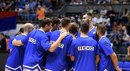 Στο παρκέ έμαθαν οι παίκτες της Εθνικής ότι δεν πάει Ευρωμπάσκετ ο Αντετοκούνμπο