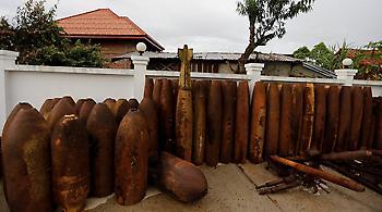 Τραγωδία στο Βιετνάμ: Ξεκληρίστηκε οικογένεια από έκρηξη αποθηκευμένων βλημάτων