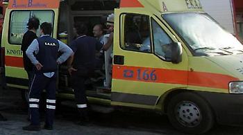 Τροχαίο στα Τρίκαλα: Νεκρός ένας ηλικιωμένος, σε κρίσιμη κατάσταση ένας 21χρονος
