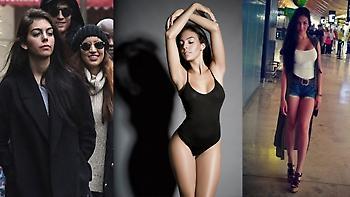 Η σέξι γυμναστική της συντρόφου του Ρονάλντο (video)