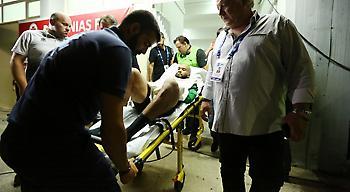 Δεν υπήρχε ασθενοφόρο στα Περιβόλια για να πάει στο νοσοκομείο ο Μολέντο!