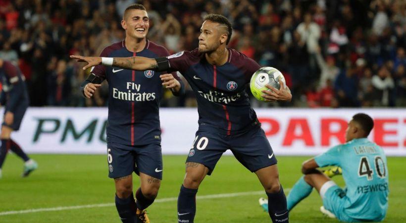 ΤΡΕΛΑΝΕ το Παρίσι ο Νεϊμάρ – Δύο γκολ και δύο ασίστ! (video)