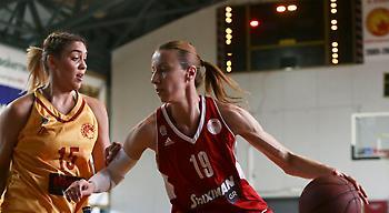 Η κλήρωση του Κυπέλλου μπάσκετ Γυναικών