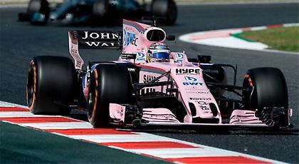 Ανανεώνει ο Πέρες με Force India