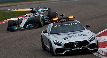 Safety car… χωρίς οδηγό σκέφτεται η FIA!