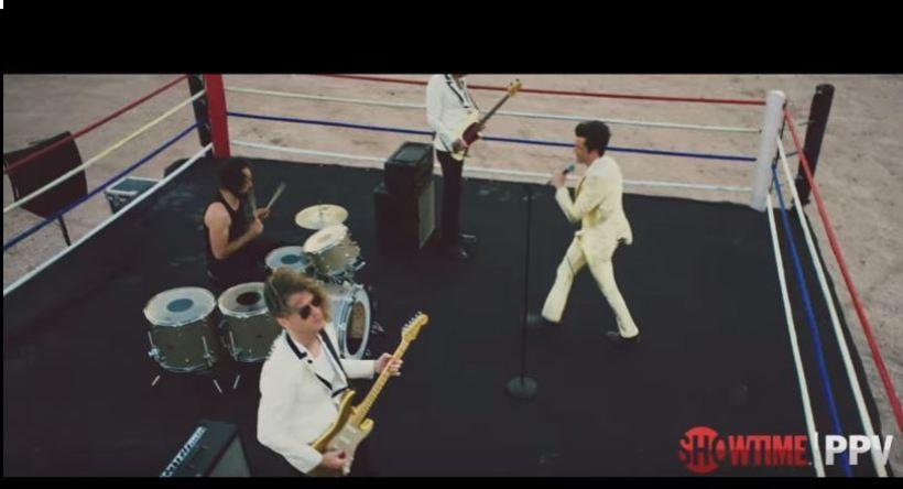 Οι Killers έβγαλαν video clip για τον αγώνα Μεϊγουέδερ – ΜακΓκρέγκορ!