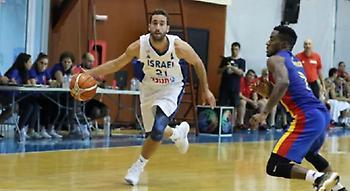 Αγωνία με Οχαγιόν στο Ισραήλ ενόψει Ευρωμπάσκετ!