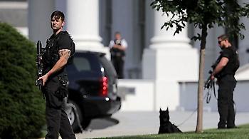 Λήξη συναγερμού στον Λευκό Οίκο: Προηγήθηκε έλεγχος σε ύποπτο δέμα