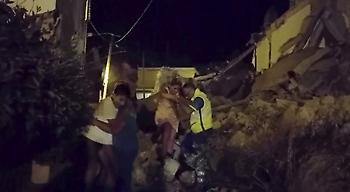Με «σκάρτα υλικά» είχαν φτιαχτεί πολλά σπίτια στη σεισμόπληκτη Ίσκια