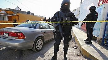 Εκτός ελέγχου η κατάσταση στο Μεξικό: Δέκα δολοφονίες δημοσιογράφων από την αρχή της χρονιάς